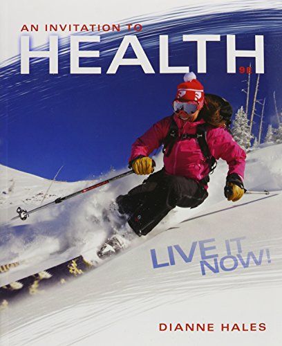 9781305706590: Bundle: An Invitation to Health: Live It Now! Brief Edition, 9th + MindTap Health, 1 term (6 months) Printed Access Card