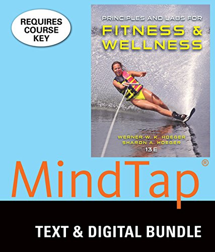 9781305706613: Bundle: Principles and Labs for Fitness and Wellness, 13th + MindTap Health, 1 term (6 months) Access Code