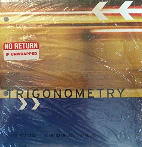 9781305707382: Trigonometry