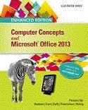 9781305712768: Bundle: Enhanced Computer Concepts and Microsoft® Office 2013 Illustrated + SAM 2013 Assessment, Training, and Projects v1.0, 1 term (6 months) Printed Access Card, 1st Edition