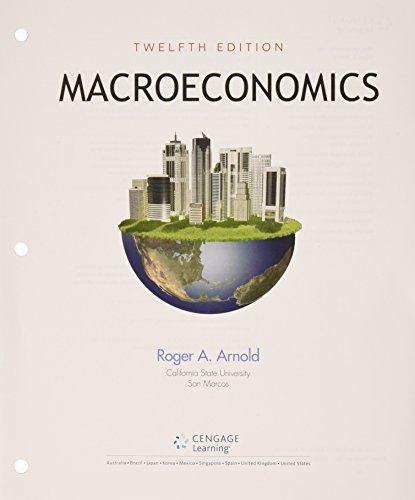 9781305714397: Bundle: Macroeconomics, Loose-leaf Version, 12th + LMS Integrated MindTap Economics, 1 term (6 months) Printed Access Card