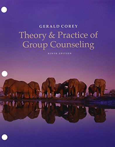 9781305714663: Bundle: Theory and Practice of Group Counseling, 9th + LMS Integrated for MindTap Counseling, 1 term (6 months) Printed Access Card