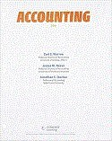 9781305714731: Custom Bundle: Accounting, Loose-leaf Version, 26th + Working Papers, Chapters 1-17, 26th Edition