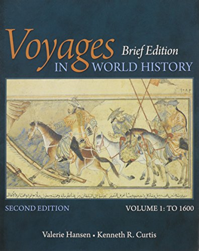 9781305715851: Bundle: Voyages in World History, Volume I, Brief, 2nd + LMS Integrated for MindTap History, 1 term (6 months) Printed Access Card