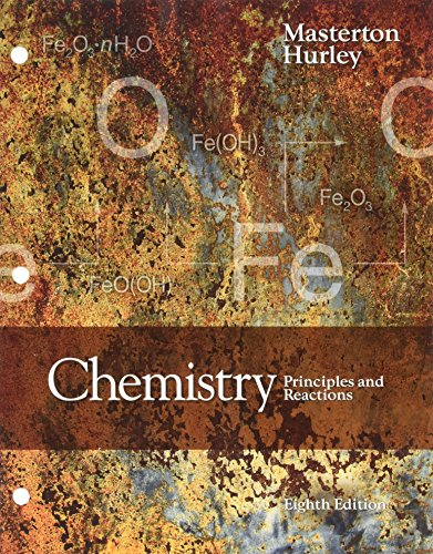 9781305717480: Bundle: Chemistry: Principles and Reactions, 8th, Loose-Leaf + OWLv2, 4 terms (24 months) Printed Access Card