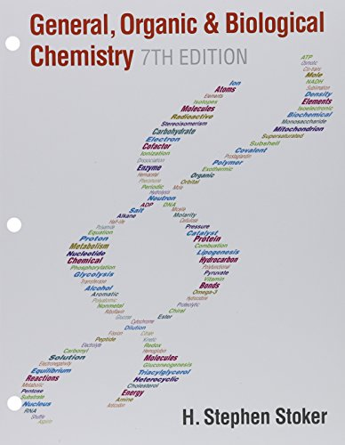 9781305717565: Bundle: General, Organic, and Biological Chemistry, 7th + OWLv2 Quick Prep for General Chemistry, 1 term (6 months) Printed Access Card