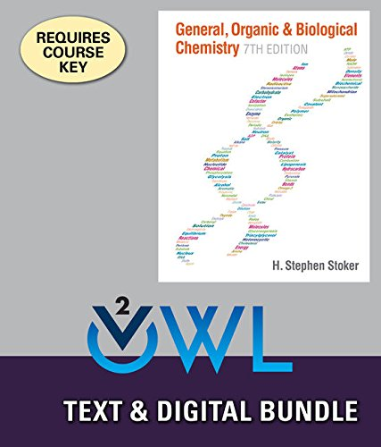 9781305717602: Bundle: Organic, and Biological Chemistry, Loose-leaf Version, 7th + OWLv2 Quick Prep for General Chemistry, 1 term (6 months) Printed Access Card