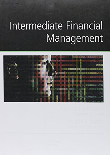 9781305720107: Bundle: Intermediate Financial Management, 12th + LMS Integrated MindTap Finance, 1 term (6 months) Printed Access Card