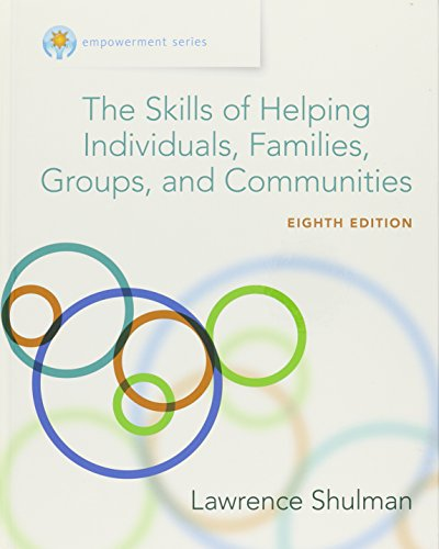 9781305722019: Bundle: Empowerment Series: The Skills of Helping Individuals, Families, Groups, and Communities, 8th + MindTap Social Work, 1 term (6 months) Printed Access Card