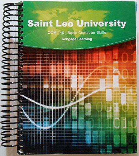 9781305743366: Saint Leo University COM 140 Basic Computer Skills Cengage Learning