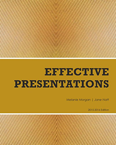 9781305752627: Custom Bundle: University Effective Presentations with Printed Access Code; Purdue University