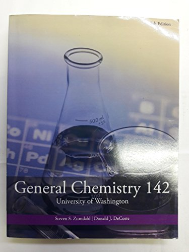 9781305753648: General Chemistry 142 (7e12)