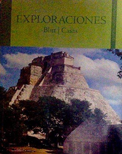 9781305756182: Exploraciones (Custom Second Edition
