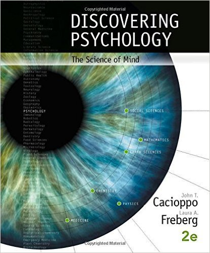 Discovering Psychology: The Science of Mind, PSYCH: Freberg, John T.