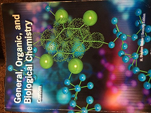 9781305767867: General, Organic, and Biological Chemistry Seventh Edition