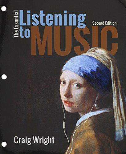 9781305773325: Bundle: The Essential Listening to Music, 2nd +