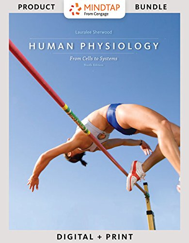 9781305774605: Bundle: Human Physiology: From Cells to Systems, 9th + LMS Integrated for MindTap Physiology, 2 terms (12 months) Printed Access Card