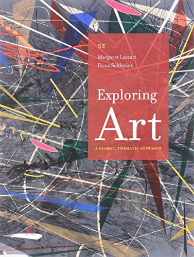 9781305774940: Bundle: Exploring Art, 5th + LMS Integrated for MindTap Art & Humanities, 1 term (6 months) Printed Access Card