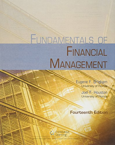 9781305776494: Bundle: Fundamentals of Financial Management, 14th + LMS Integrated for MindTap Finance, 1 term (6 months) Printed Access Card