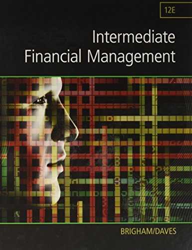 9781305777347: Bundle: Intermediate Financial Management, 12th + LMS Integrated for MindTap Finance, 1 term (6 months) Printed Access Card