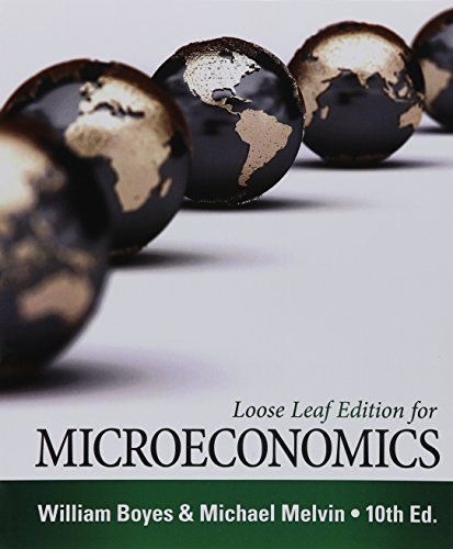 9781305785793: Bundle: Microeconomics, Loose-Leaf Version, 10th + LMS Integrated for MindTap Economics, 1 term (6 months) Printed Access Card