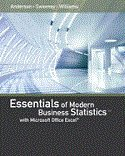 9781305788008: Bundle: Essentials of Modern Business Statistics with Microsoft® Excel®, 6th + MiniTab, 2 terms (12 months) Printed Access Card for Statistics for Business & Economics, 6th Edition