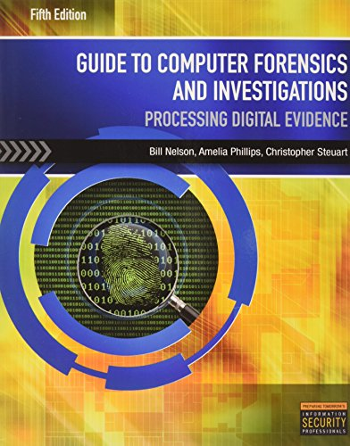9781305790377: Bundle: Guide to Computer Forensics and Investigations (with DVD), 5th + LMS Integrated for LabConnection 2.0, 2 terms (12 months) Access Code