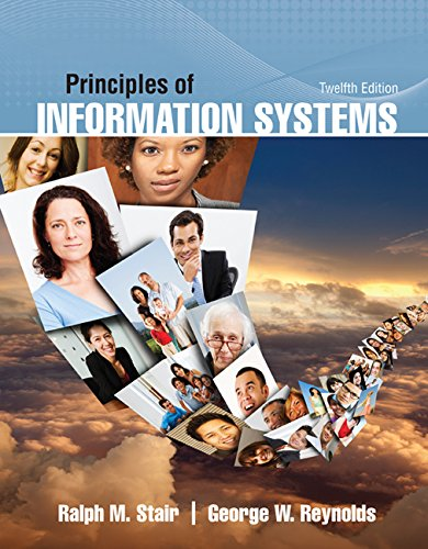 9781305814233: Bundle: Principles of Information Systems, 12th + Aplia, 1 term Printed Access Card