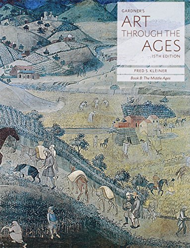 9781305859791: Gardner's Art through the Ages: Backpack Edition, Book B: The Middle Ages, Loose-leaf Version