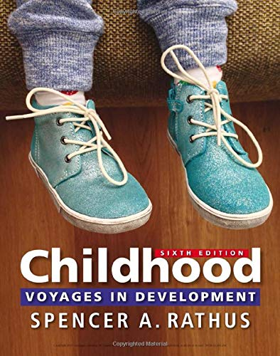 9781305861862: Childhood: Voyages in Development