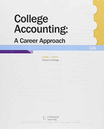 9781305863019: College Accounting: Career Approach with QuickBooks Accountant 2015 CD-ROM: A Career Approach (with QuickBooks Accountant 2015 CD-ROM)