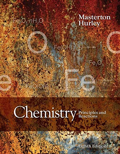 9781305863088: Chemistry: Principles and Reactions (with LMS Intg OWLv2, 4-terms (24 months) Printed Access Card