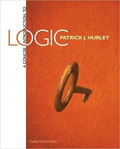 9781305863392: A Concise Introduction to Logic, Loose-Leaf Version