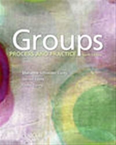 9781305865709: Groups: Process and Practice