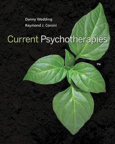 9781305865754: Current Psychotherapies (Mindtap Course List)