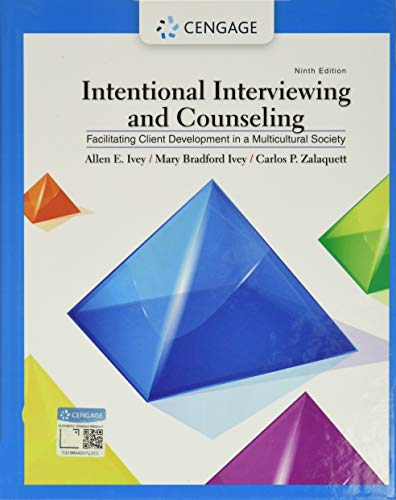 9781305865785: Intentional Interviewing and Counseling: Facilitating Client Development in a Multicultural Society