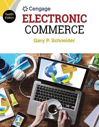 9781305867819: Electronic Commerce