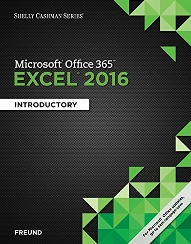 9781305870703: Shelly Cashman Series Microsoft Office 365 & Excel 2016: Introductory