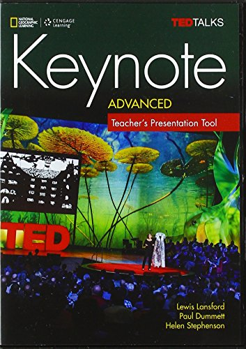 9781305880498: Keynote Advanced: Teacher's Presentation Tool