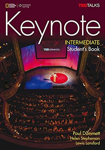 9781305880610: Keynote Intermediate. Student's Book (+ DVD-ROM OWC)