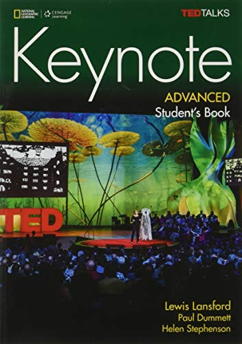9781305880627: Keynote Advanced: Student's Book with DVD-ROM and MyELT Online Workbook, Printed Access Code