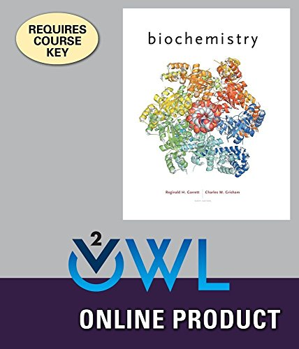 9781305882126: OWLv2 with Student Solutions Manual, 4 terms (24 months) Printed Access Card for Garrett/Grisham's Biochemistry Technology Update, 6th