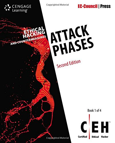 9781305883437: Ethical Hacking and Countermeasures: Attack Phases
