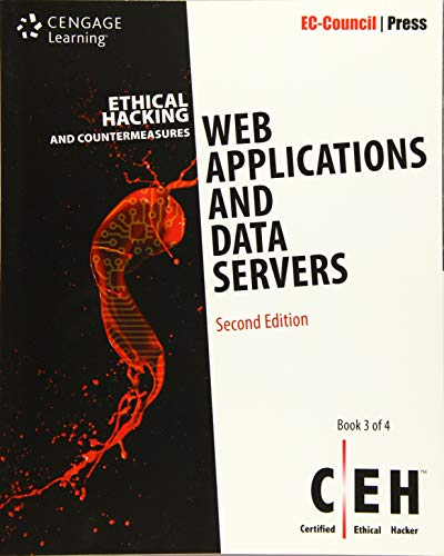 9781305883451: Ethical Hacking and Countermeasures: Web Applications and Data Servers, 2nd Edition (Ec-Council Press Series)