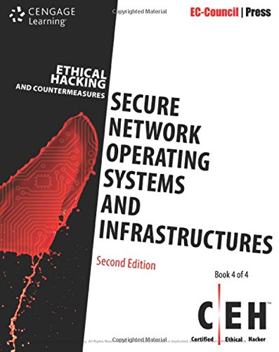 9781305883468: Ethical Hacking and Countermeasures: Secure Network Operating Systems and Infrastructures (CEH)