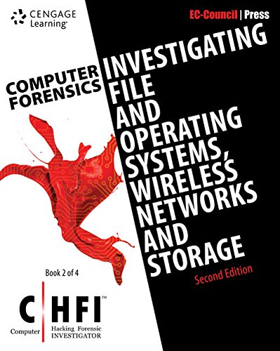 9781305883482: Computer Forensics: Investigating File and Operating Systems, Wireless Networks, and Storage (CHFI), 2nd Edition (Computer Hacking Forensic Investigator)