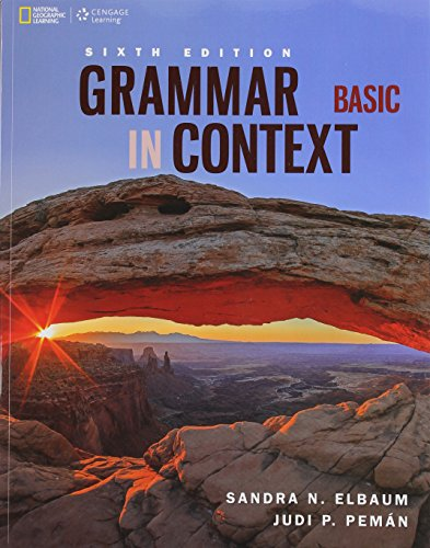 9781305901261: Grammar in Context Basic: Student Book/Audio CDs Package