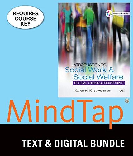Bundle: Empowerment Series: Introduction to Social Work: Karen K. Kirst-Ashman