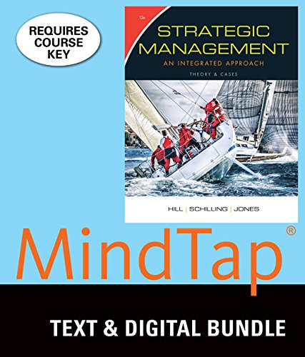 Bundle: Strategic Management: Theory & Cases: An Integrated Approach, Loose-Leaf Version, 12th ...