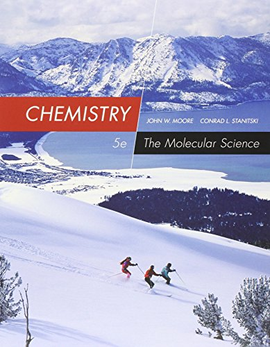 9781305932906: Bundle: Chemistry: The Molecular Science, Loose-leaf Version, 5th + LMS Integrated for OWLv2, 4 terms (24 months) Printed Access Card